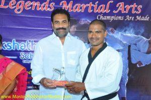 Kung-fu Indian Best Karate Training Camp