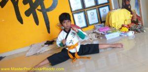 Martial arts TRAINING Camp