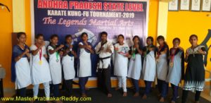 Nellore Girls Telugu Ladies Karate