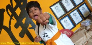 Kung-fu Warrior Training Camp