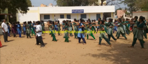 Nellore Martial arts Training