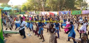 Nellore Karate Girls Self-Defense Training