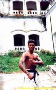 Shaolin Kung--fu Training Master