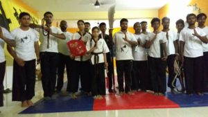 Indian Best Wushu Guan Training Camp