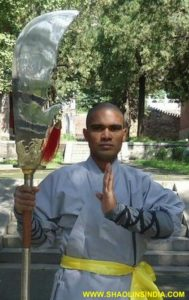 The Great Indian Kung-fu Warrior Monk India