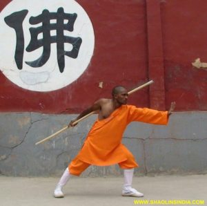 Kung-fu Warrior Monk Shifu Prabhakar Reddy Weapons Warrior Master