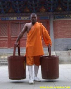 The Best Indian Martial arts Expert Warrior Monk