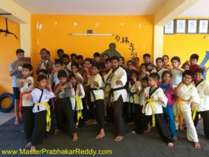 Kung-fu Training Camp Summer Martial arts