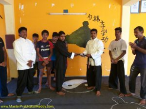 Indian Wing Chun Kung-fu Nellore Martial arts