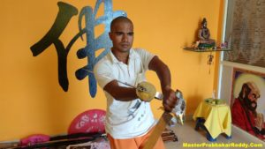 The Great Indian Kung-fu Warrior Monk Shifu Prabhakar Redy