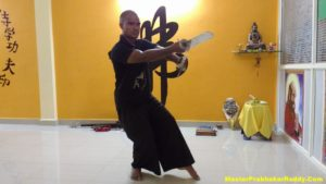 The Great Indian Kung-fu Master Prabhakar Reddy