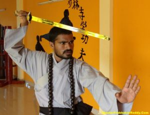 Indian Best Martial arts Monk Shifu Prabhakar Reddy