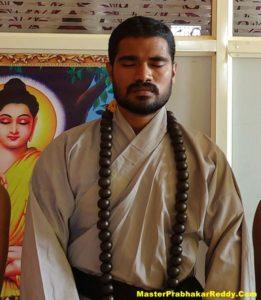 Kung-fu Damo Indian Bodhidharma