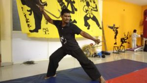 The Great Indian Martial arts Camp
