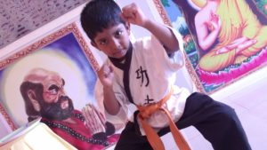Master Prabhakar Reddy Indian Kung-fu Training Camp