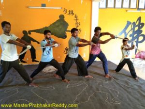 India Best Katana Swords Training