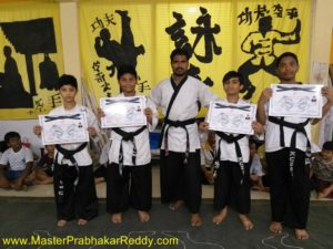 Nellore Black Belt Training Camp