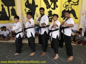 Nellore Black Belt Training