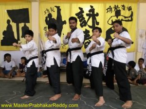 The Best Indian Martial arts Academy Training