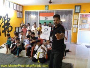 The Indian Karate Training Camp
