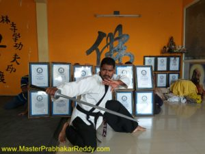 The Great Indian Kung-fu School