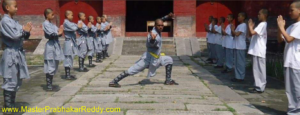 Indian Kung-fu Training Camp