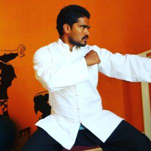 The Great Indian Kung--fu Master Prabhakar Reddy