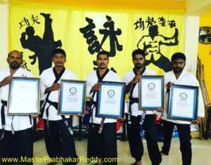 Indian Best Kung-fu Training Monk Shifu Prabhakar Reddy