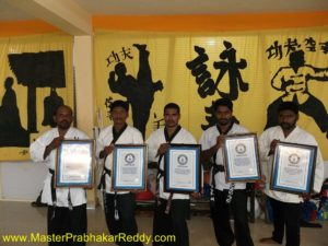 The Best Indian Kung-fu Black Belt Training Camp Nellore Martial arts Academy Training Camp