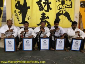 Shaolin Kung-fu Guinness Records Karate Best Wushu Guan Camp