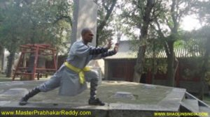 Best Indian Martial arts Master Prabhakar Reddy