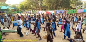 Indian Kung-fu Training Camp Nellore Martial arts Expert Master Prabhakar Reddy