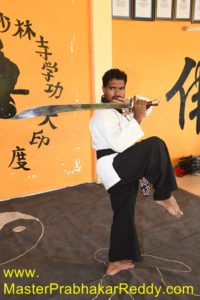 The Best Indian Martial arts Master Prabhakar Reddy