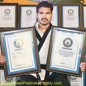 The Great Indian Karate Training