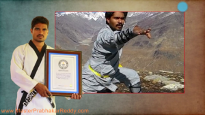 The Great Indian Kung-fu Master Prabhakar Reddy The Best Karate Master Prabhakar Reddy