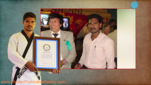 The Great Indian Kung-f Training Monk Shifu Prabhakar Reddy