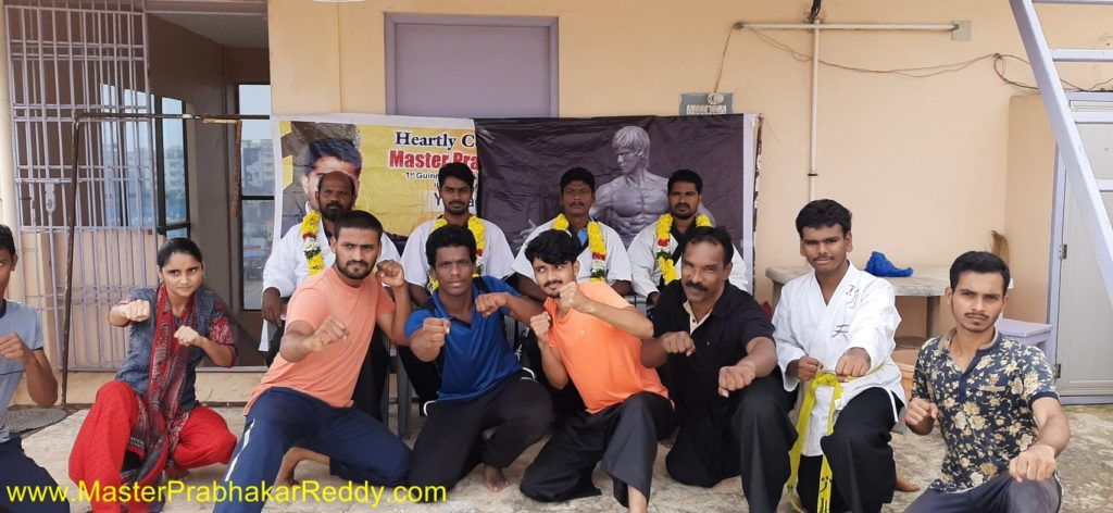 Indian Shaolin Kung-fu Training Camp Martial arts Academy