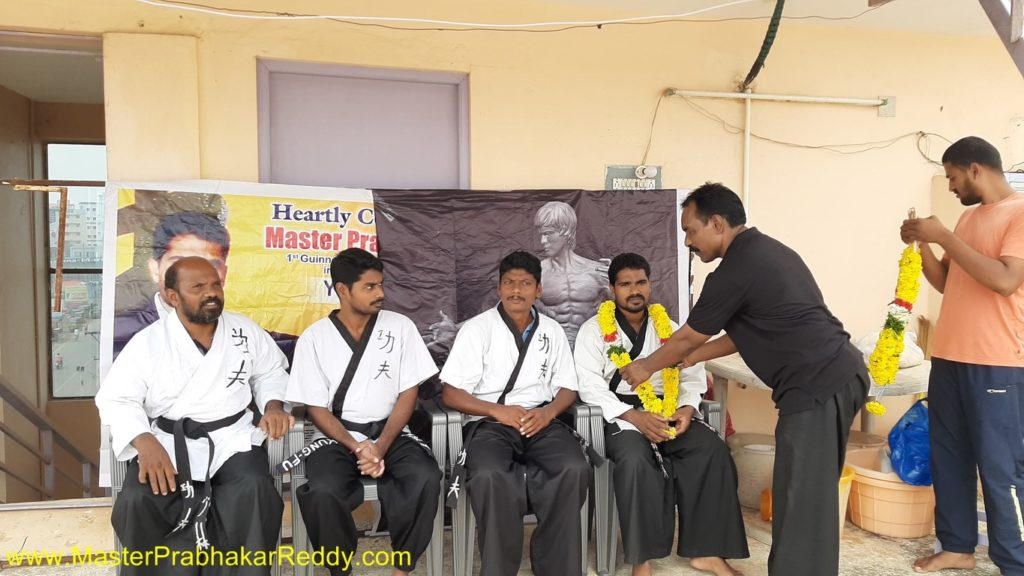 Indian Best Kung-fu Master Nellore Karate Dojo Training Camp