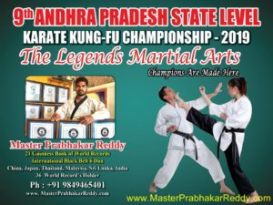 The Great Indian Karate Championship Indian Best Martial arts Cup Indian Kung-fu Warrior Camp