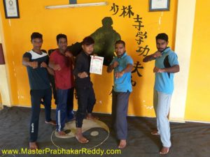 The Fight Master Prabhakar Reddy Indian Kung-fu