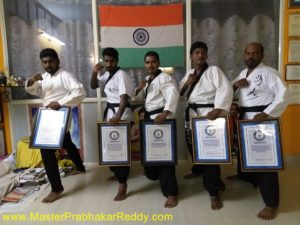 Indian Kung-fu Black Belt Masters Nellore Karate