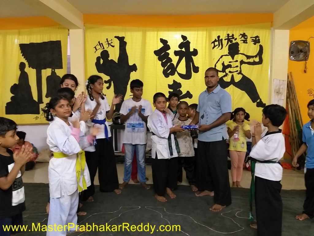 Kids Karate Indian Self-Defense Training