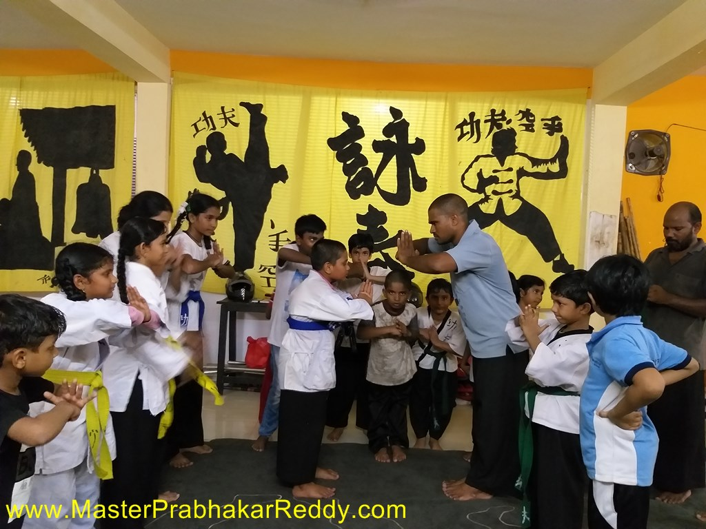 Indian Kung-fu Academy Training Camp