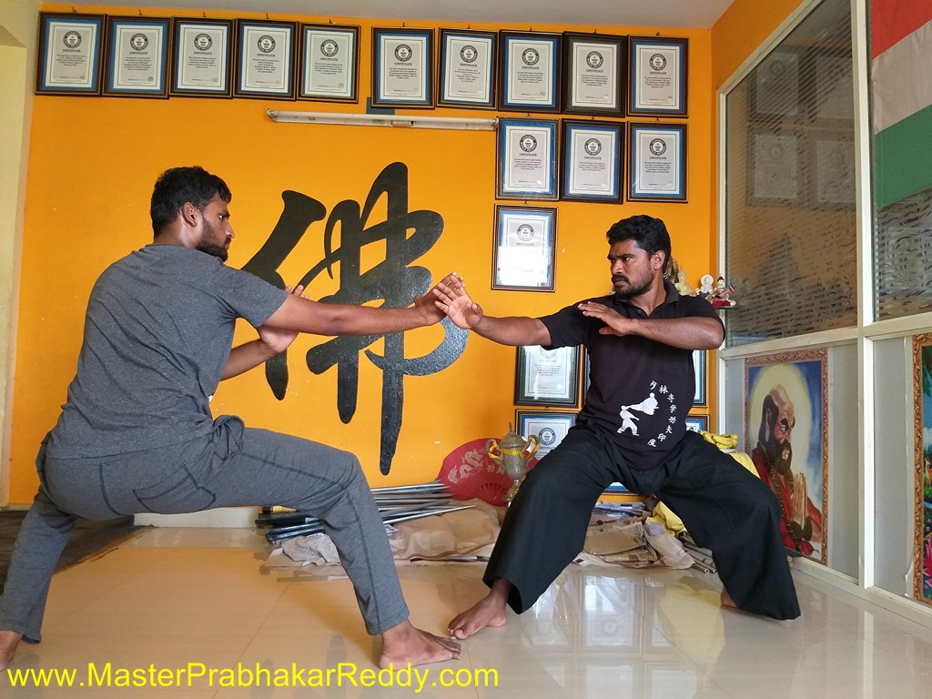 Master Prabhakar Reddy Indian Best Kung--fu Coach