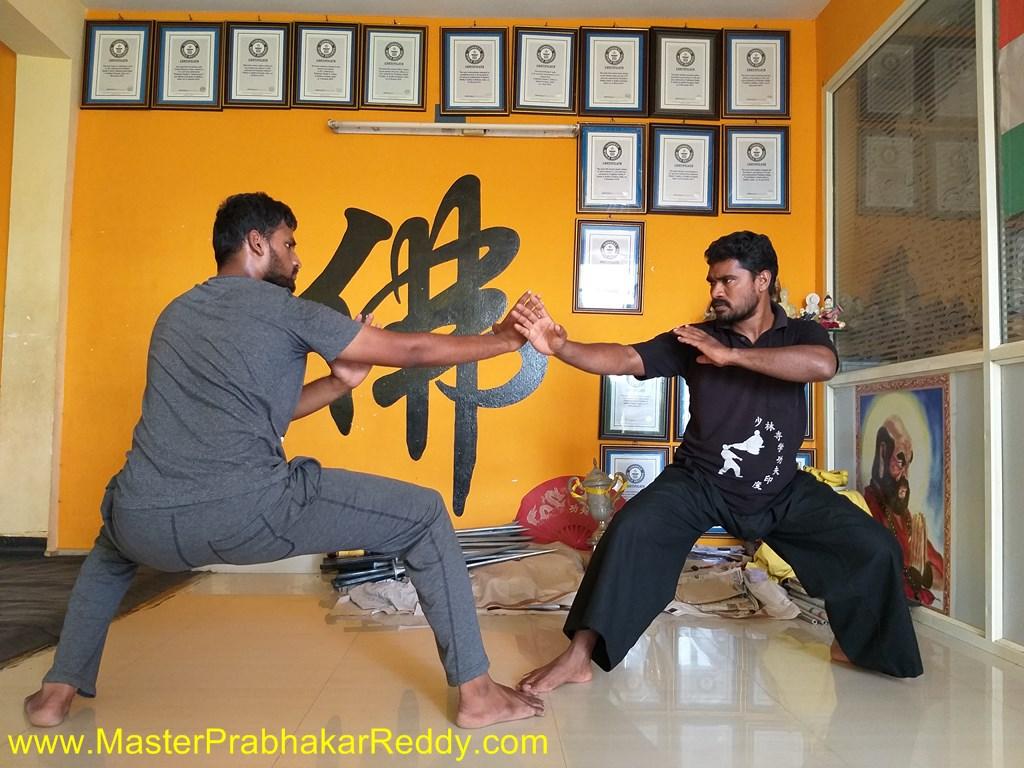 Martial arts Indian Kung-f School