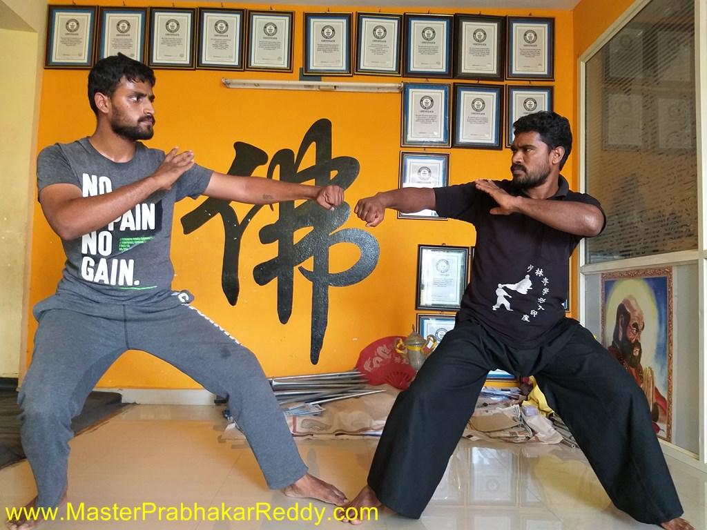 Indian Best Kung-fu Training Master