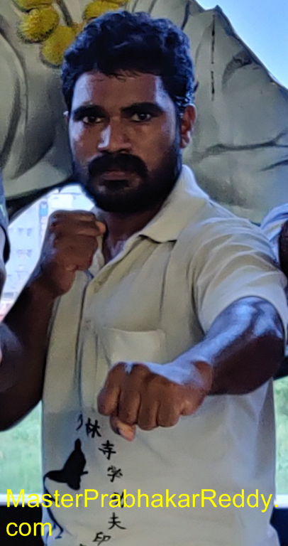 The Great Indian Martial arts Master Prabhakar Reddy