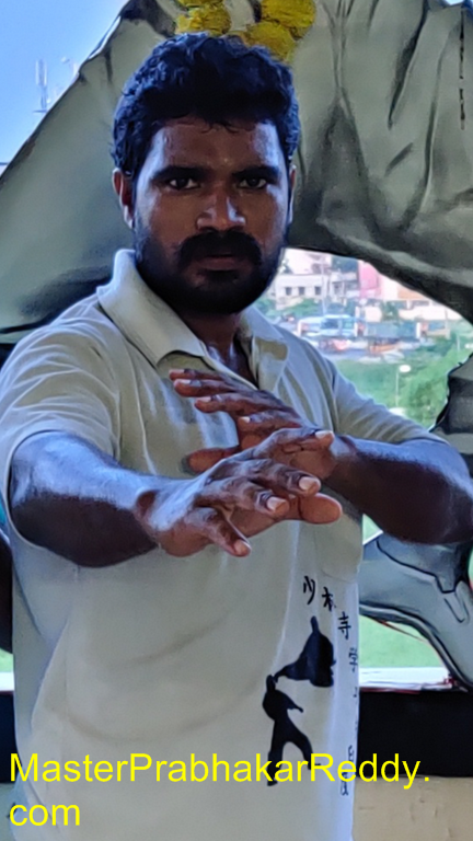 Kung-fu Fight Master Prabhakar Reddy