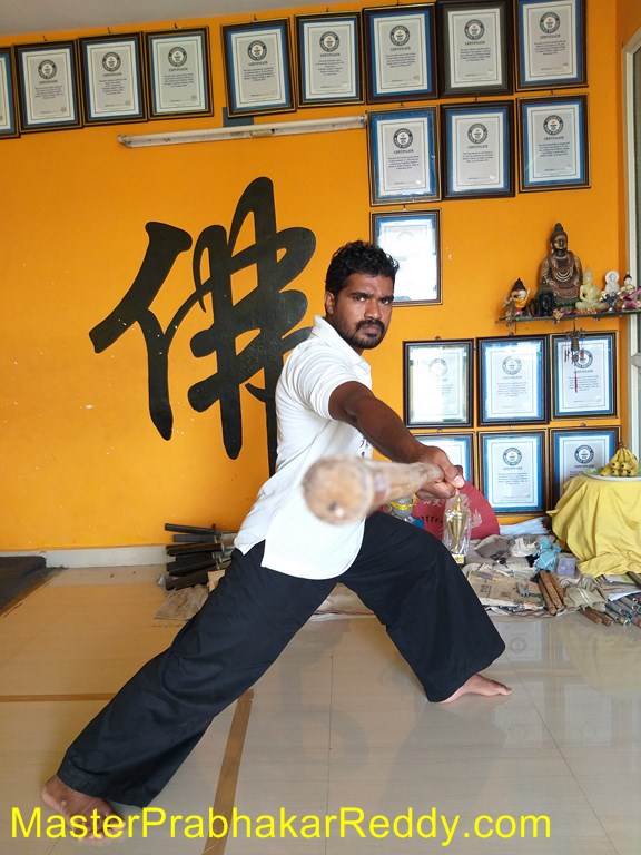 Shaolin Kung-fu Warrior Monk Weapons