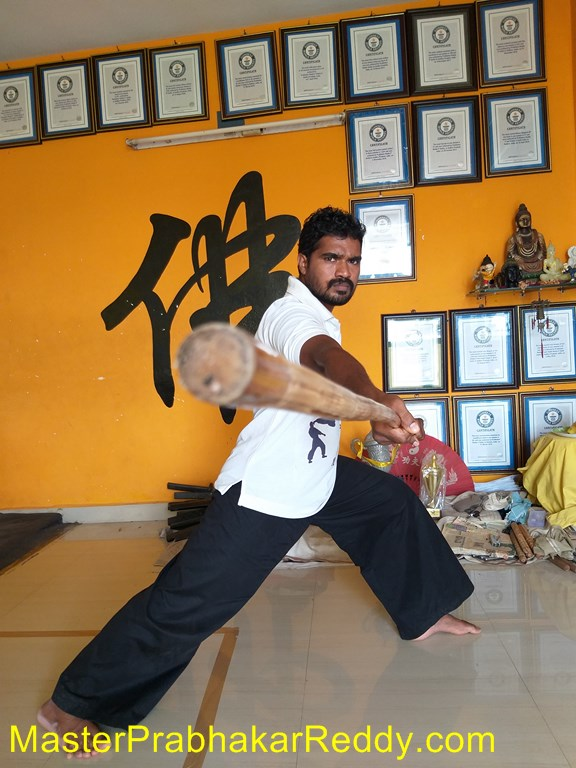 Indian Kung-fu Warior Camp